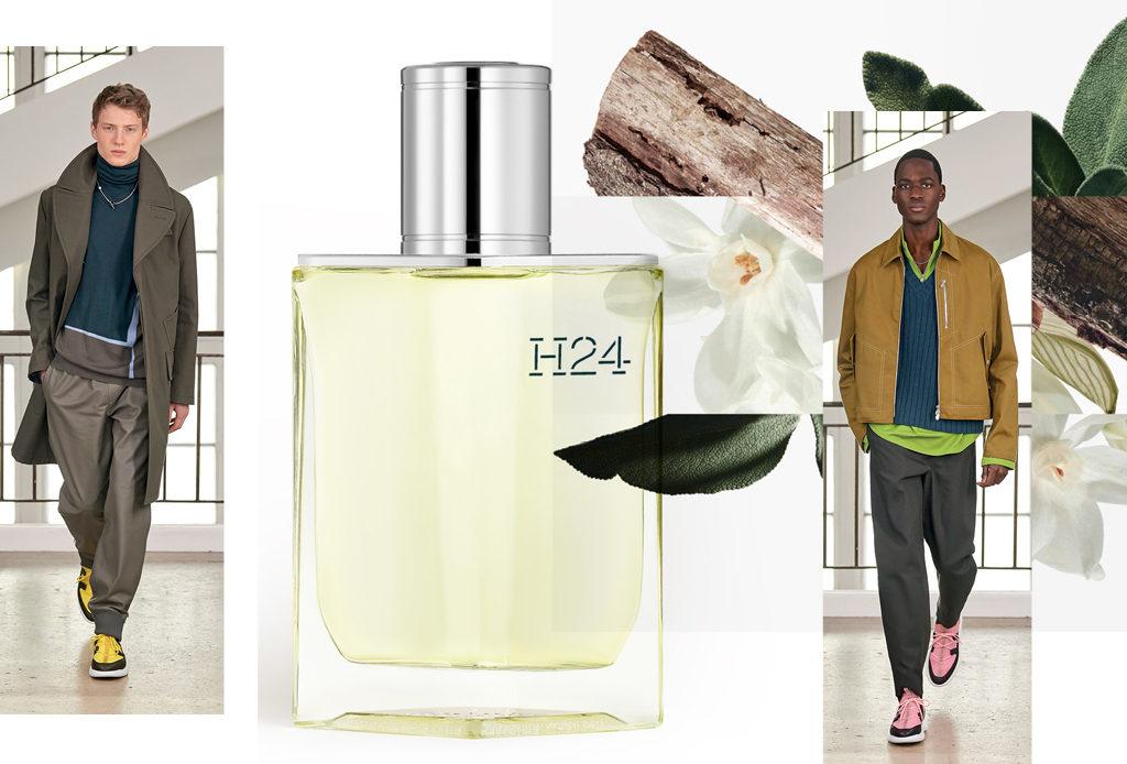 Новый мужской аромат Hermès H24: на стыке природы и технологий