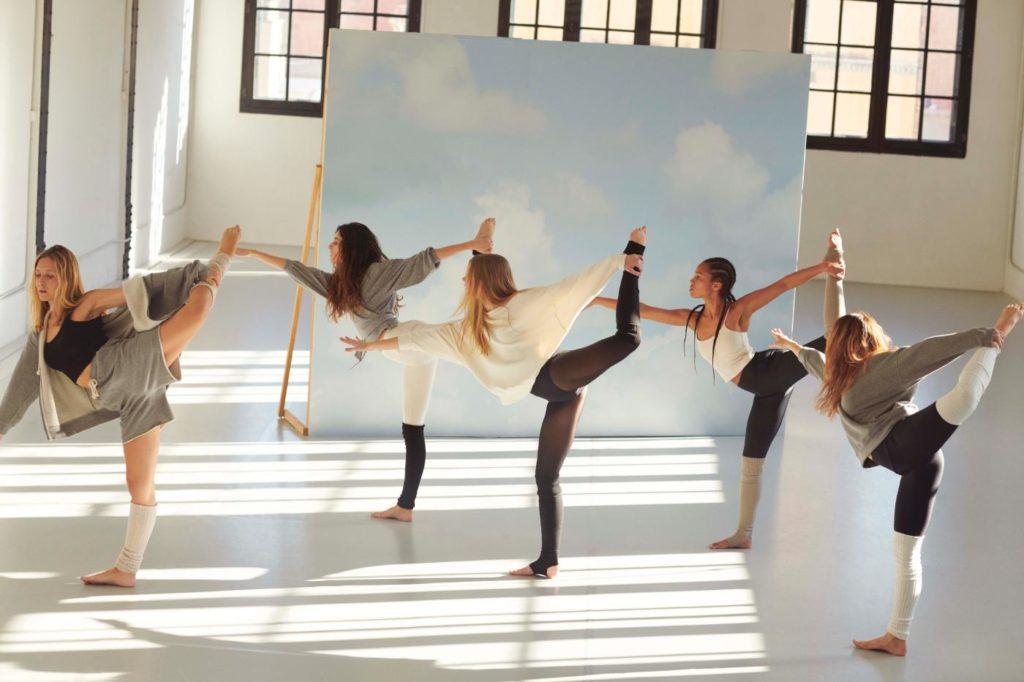 Новая коллекция Oysho для тех, кто любит йогу и танцы