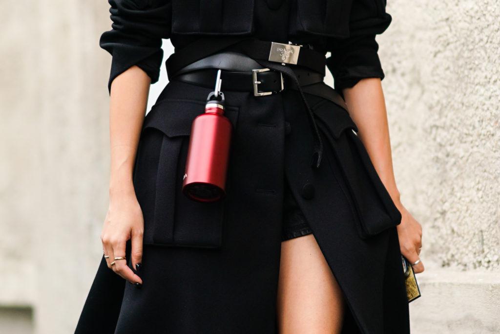 Бутылка для воды – самый модный аксессуар-2021