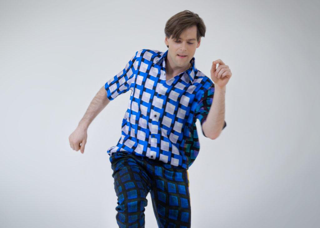 Звезда балета Владимир Шкляров танцует хип-хоп