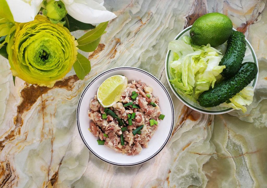 Фасоль по-мексикански – источник растительного белка