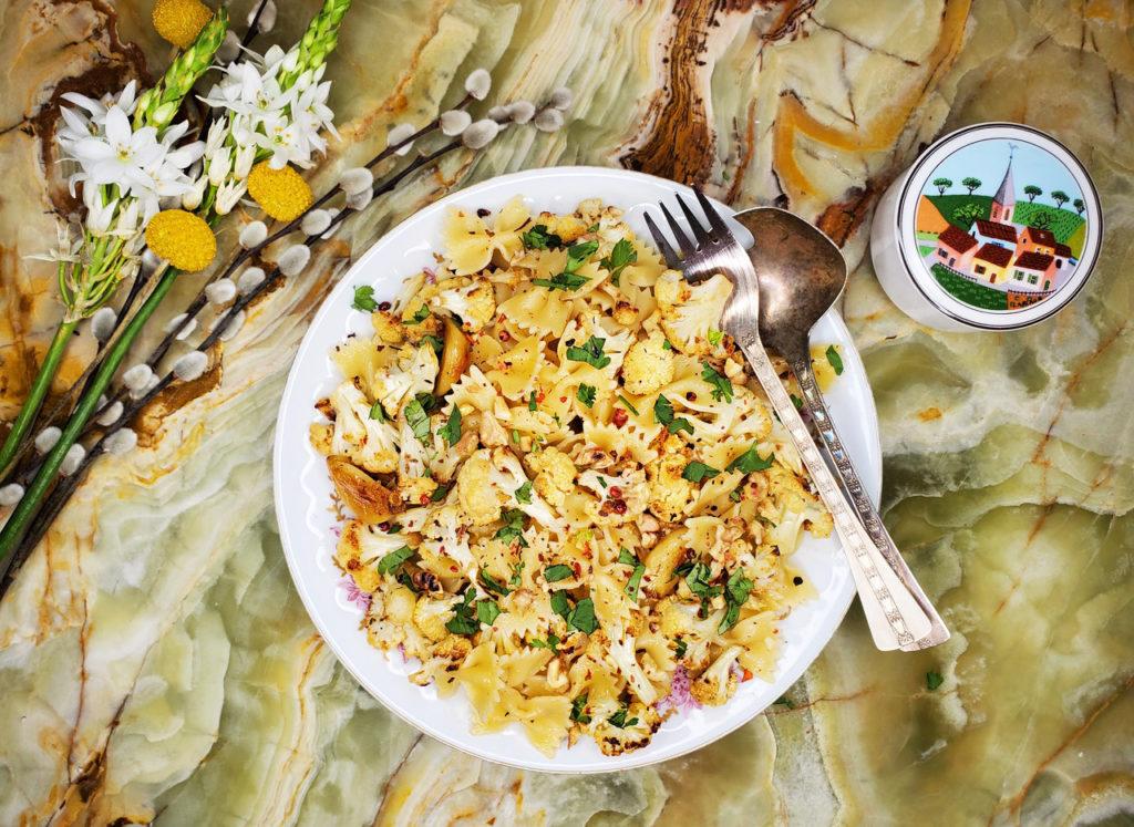 Паста с цветной капустой – любимое блюдо детей и взрослых