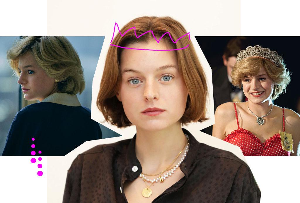 Секреты красоты «принцессы Дианы» Эммы Коррин