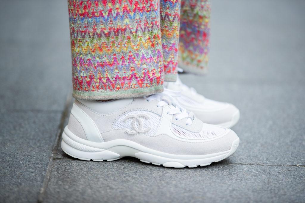 Секрет идеально белых кроссовок – краска Solemate Ultra White