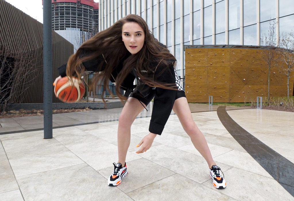 Мария Вадеева – главная звезда российского баскетбола!
