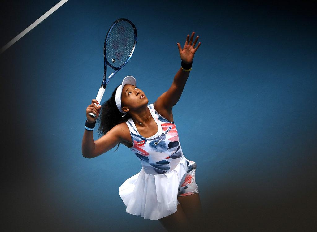 Наоми Осака: теннис + мода