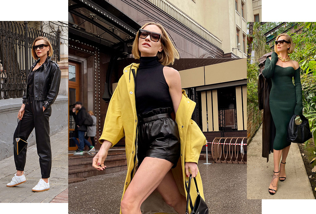 Как выглядеть дорого в обычной одежде? Рассказывает телеведущая Наталья Давыдова