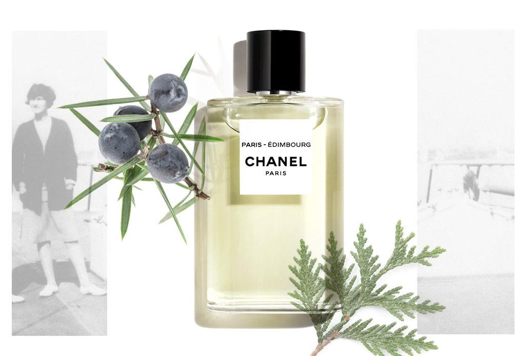 Новый аромат Les Eaux de Chanel Paris-Édimbourg– любовь, твид и Шотландия