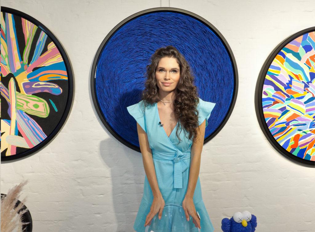 Полина Аскери – об интервальном голодании, арт-ужинах и занятиях верховой ездой