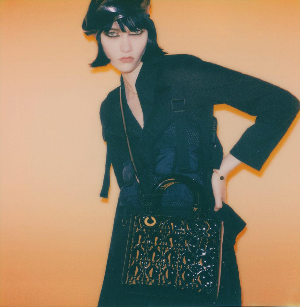 Во всем блеске: сумка Lady Dior Ultra Glossy