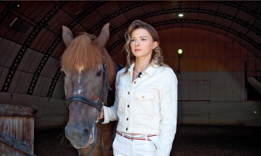 Ульяна Баташова – о пятиборье, рединготе и как подружиться с лошадью