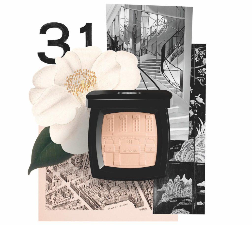 С парижским шиком: пудра Chanel Poudre Cambon – для безупречного макияжа