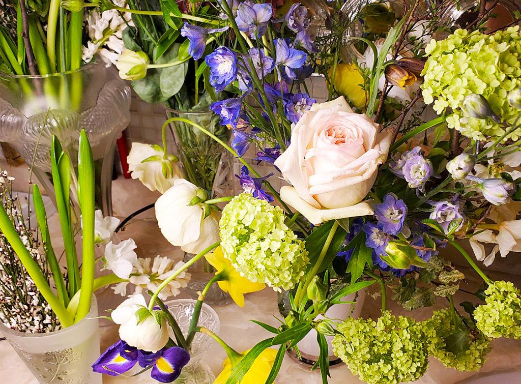 Цветы августа и сентября, которые простоят в вазе больше двух недель