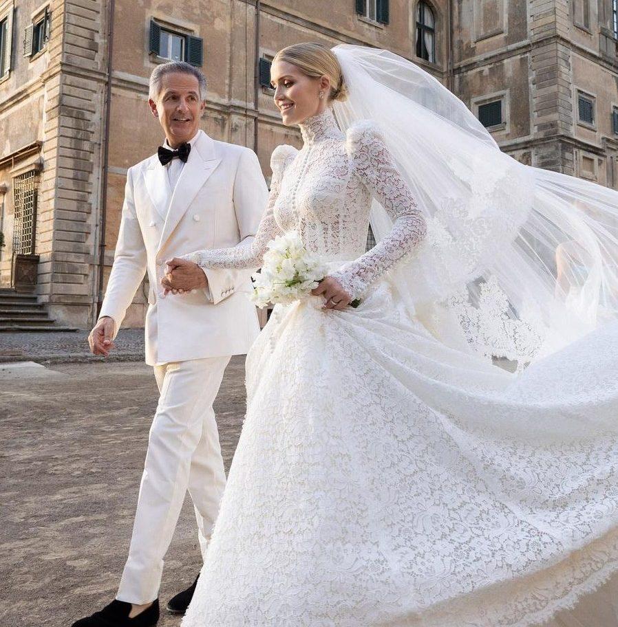 Самые красивые свадьбы лета-2021