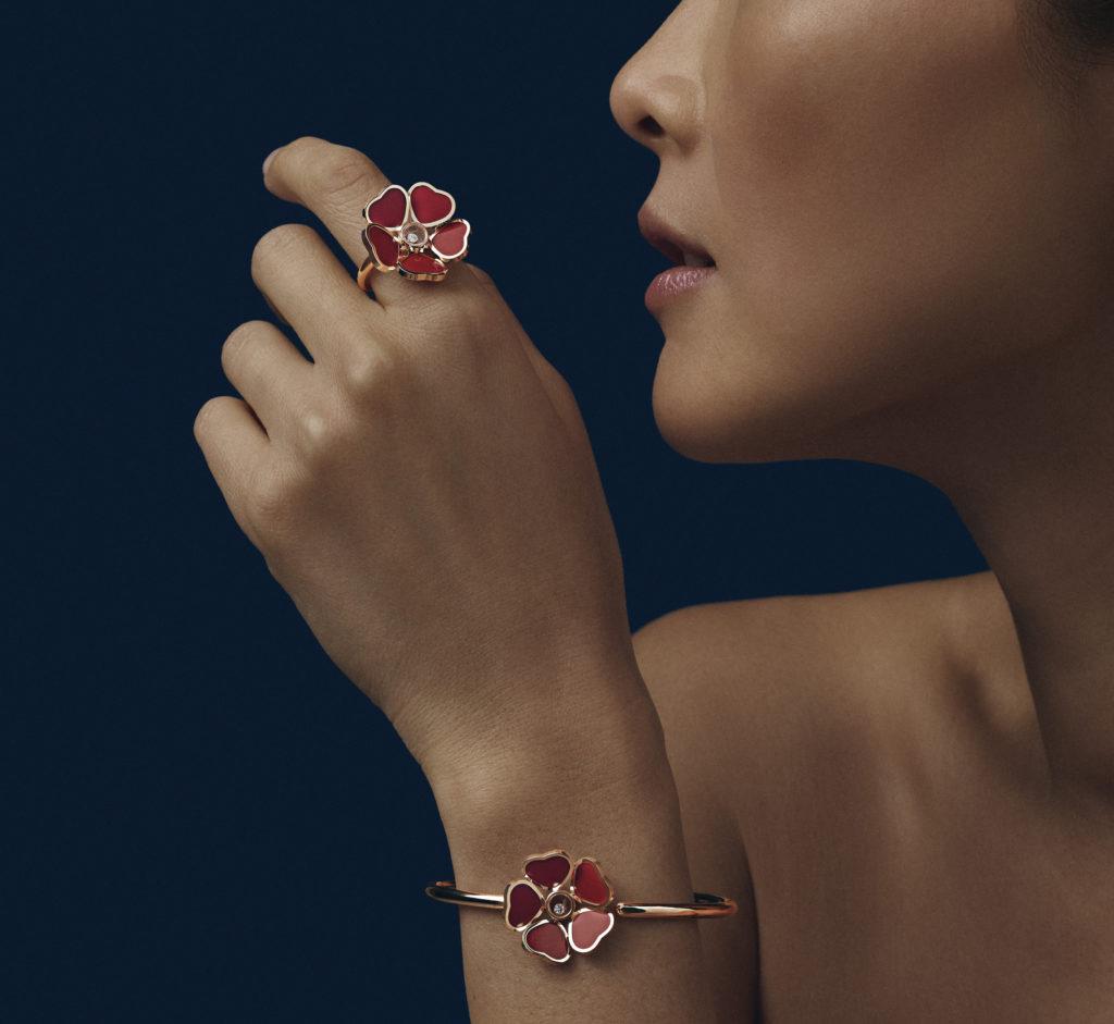 Расцветай: коллекция Chopard Happy Hearts Flowers