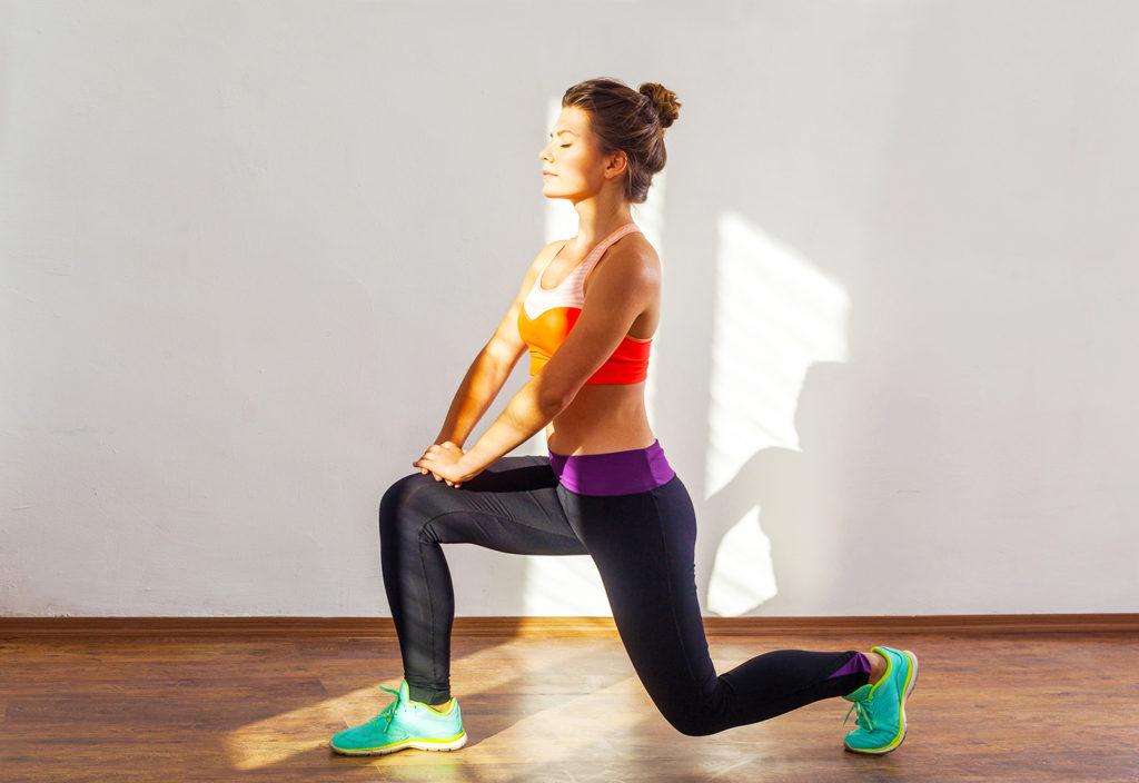 Тренировка для начинающих на все основные группы мышц