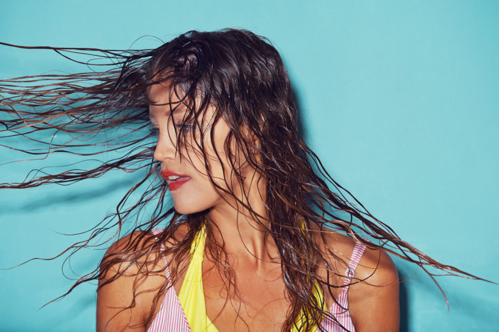 Кокосовое масло – для укрепления, роста и блеска волос