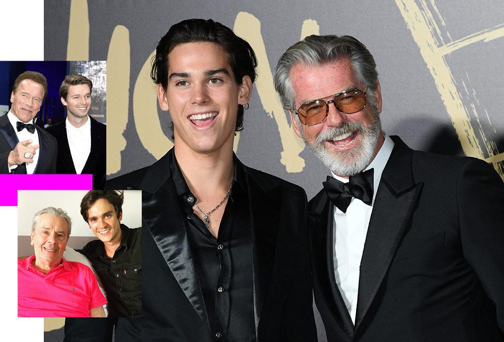 Красавчик-2: сыновья звездных родителей, которые строят карьеру в Голливуде