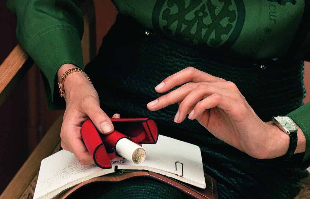 До кончиков ногтей: линия ухода за руками  Les Mains Hermès