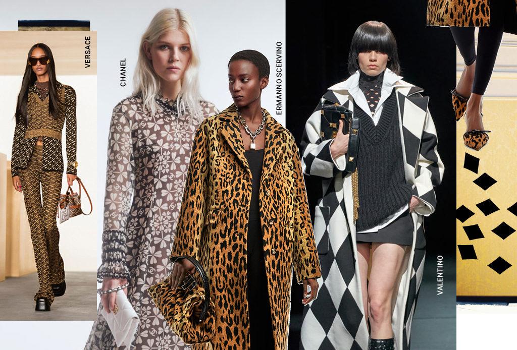 Главный редактор Elle назвала три самых модных принта осени