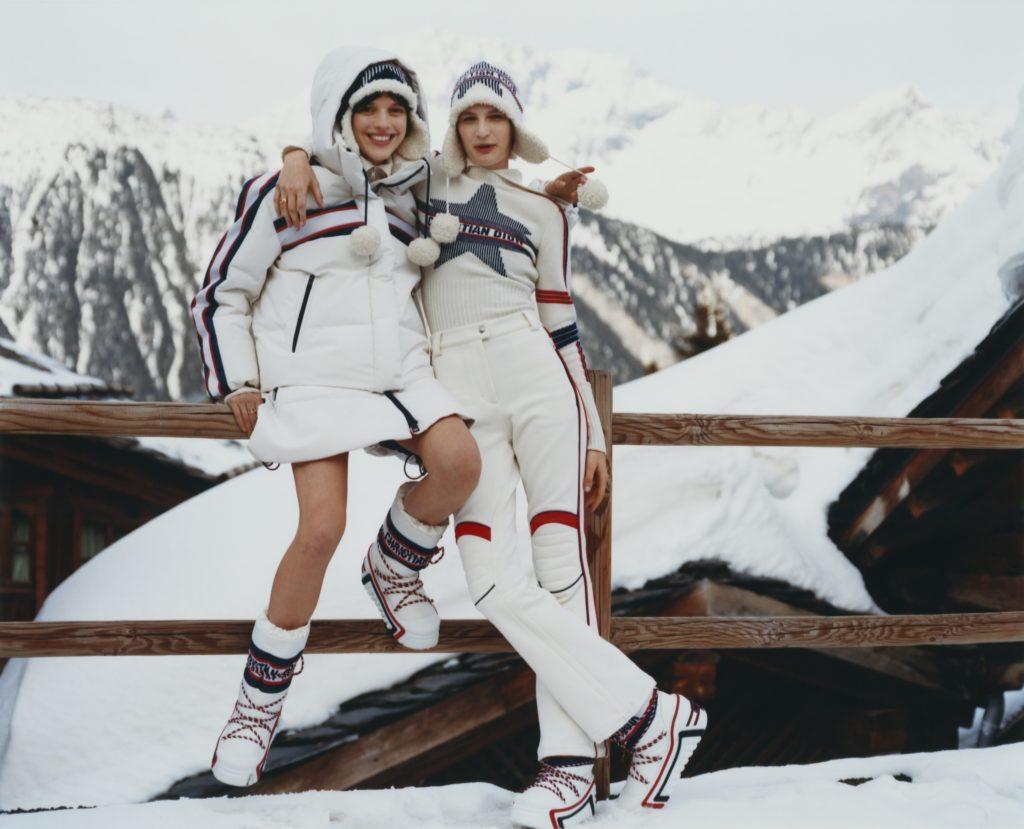 С видом на Эльбрус: горнолыжная коллекция DiorAlps
