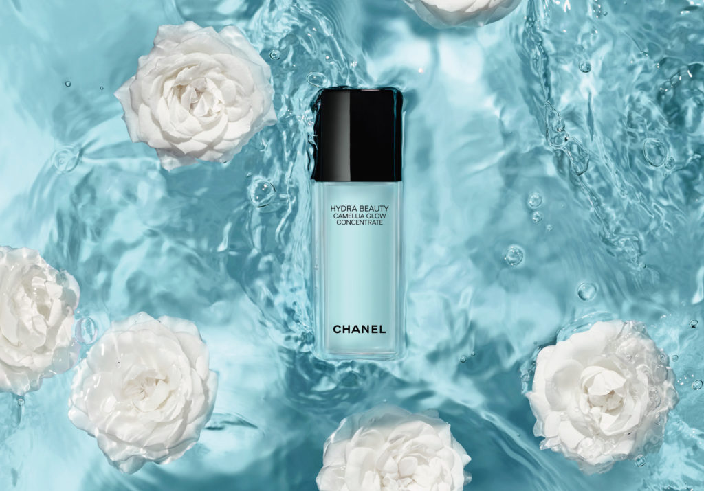 Пилинг Сhanel Camellia Glow – для сияющей гладкой кожи