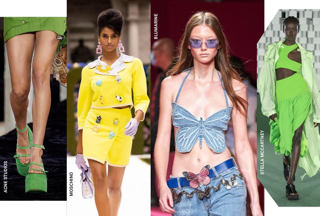 Итоги недель моды весна–лето 2022