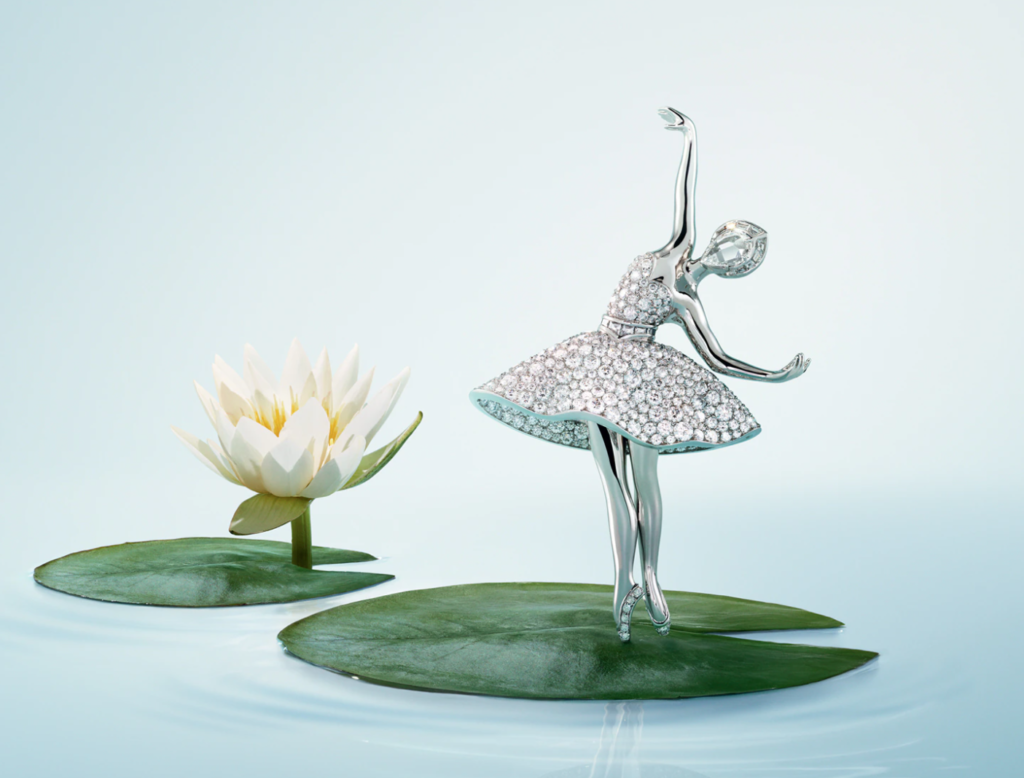 Мир танца: выставка ювелирного дома Van Cleef &Arpels «Закулисами»